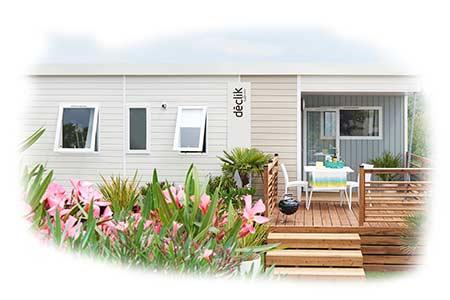 nouveau bungalow Declik isolation renforcée
