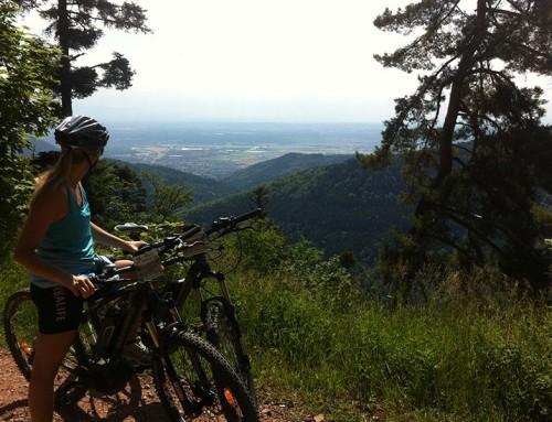 Cyclotourisme à Belfort