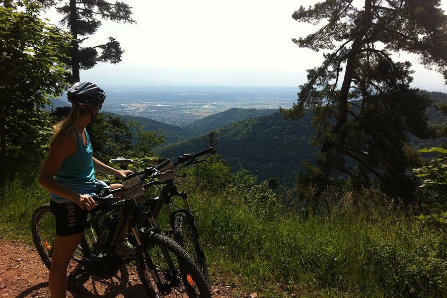 cyclotourisme à Belfort et dans la région