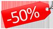 50% de réduction sur la location d'un Châlet pour les personnes à mobilité réduite