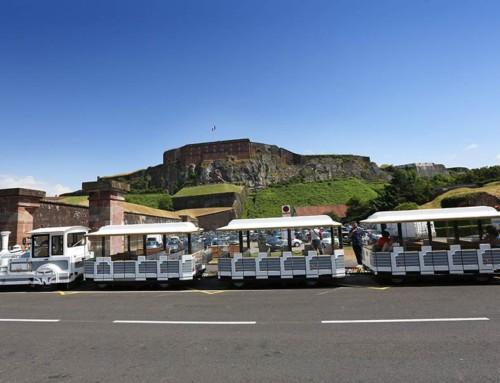 Petit train touristique de Belfort