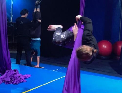 Initiation au Cirque
