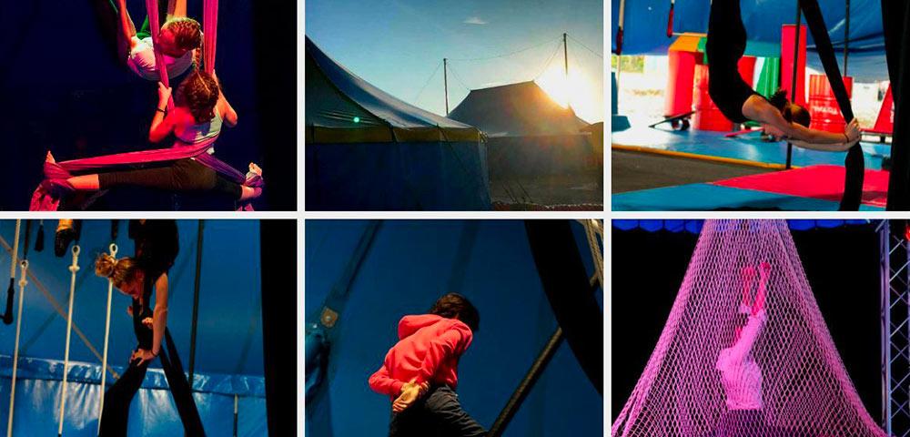 Odyssée du cirque à Héricourt