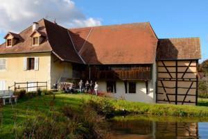 Journée du blé au pain Moulin de Courtelevant