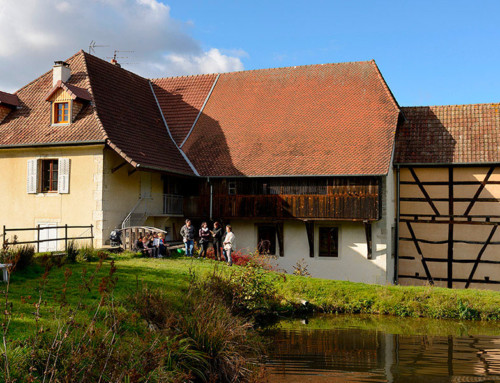 Journée du blé au pain au Moulin de Courtelevant