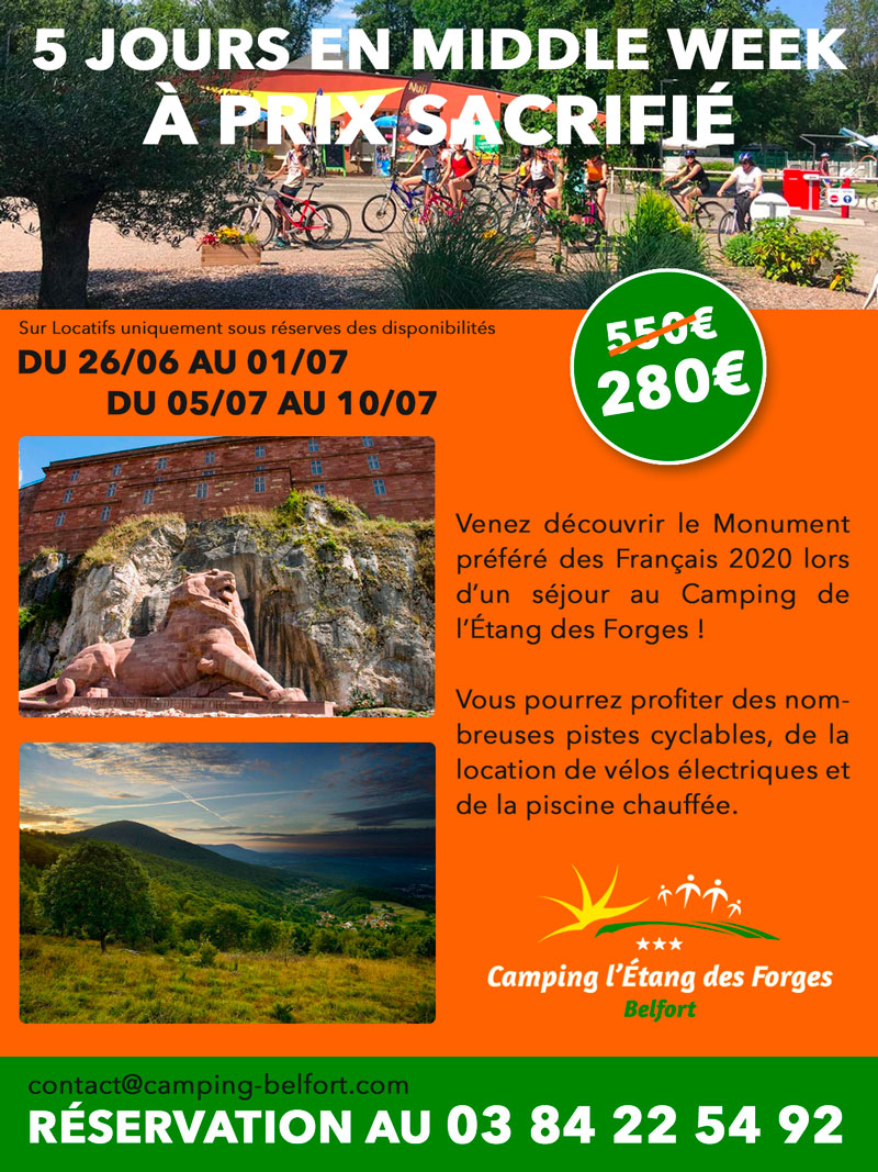 nouvelle offre middleweek 2021